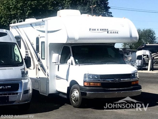 Used 2014 Thor Motor Coach Freedom Elite 22E available in Sandy, Oregon