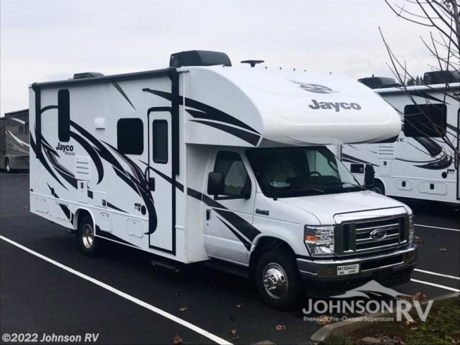 New 2021 Jayco Redhawk 24B available in Sandy, Oregon