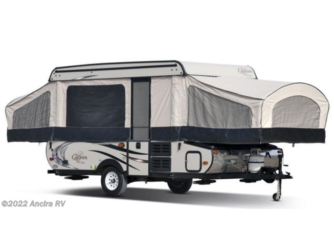 Stock Image for 2016 Coachmen Clipper Classic 1285 SST (options and colors may vary)
