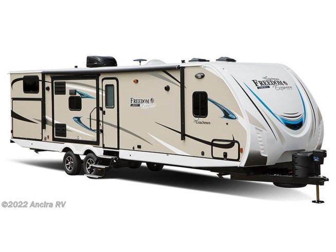 Stock Image for 2018 Coachmen Freedom Express 321FEDSLE (options and colors may vary)