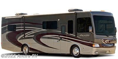 Stock Image for 2015 Thor Motor Coach Palazzo 33.3 (options and colors may vary)