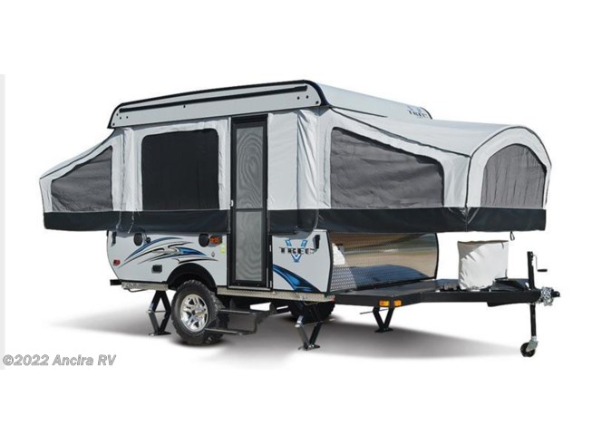 Stock Image for 2017 Coachmen Viking V-Trec V3 (options and colors may vary)
