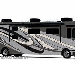 #BY1600A - 2014 Fleetwood Discovery 40G