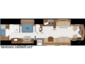 2019 Fleetwood Discovery LXE 44B - New Diesel Pusher For Sale by Ancira RV in Boerne, Texas