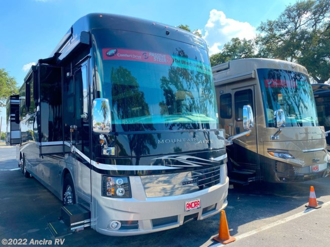 2019 Newmar Mountain Aire 4551 - New Diesel Pusher For Sale by Ancira RV in Boerne, Texas features Hitch, Air Conditioning, GPS Navigation, Microwave, TV