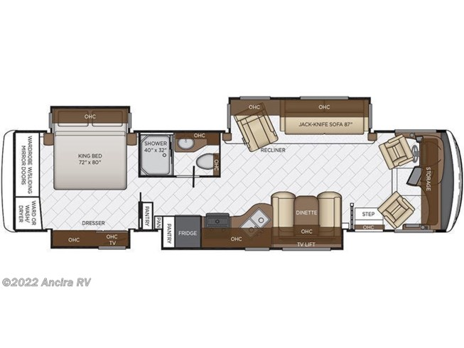 2019 Newmar Canyon Star 3719