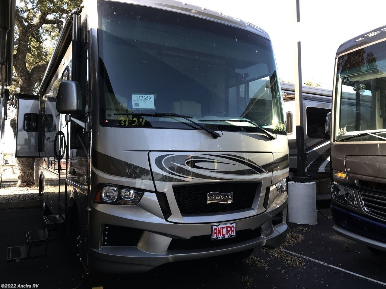 BY424 - 2019 Newmar Bay Star 3226 Class A for sale in Boerne TX