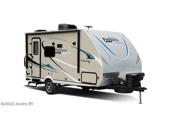 Stock Image for 2020 Coachmen Freedom Express Pilot 20BHS (options and colors may vary)