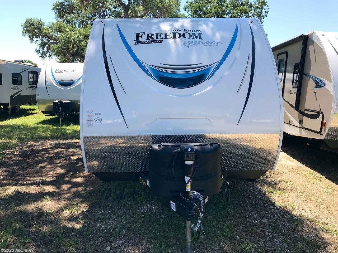 BZ911 - 2020 Coachmen Freedom Express LTZ 246RKS for sale in