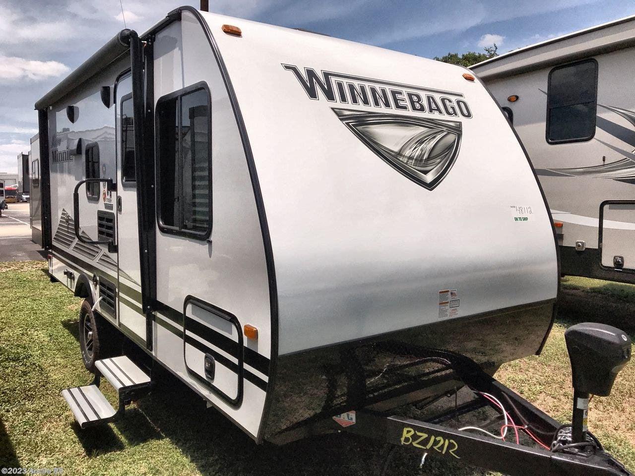 BZ1200 - 2020 Winnebago Micro Minnie 2405RL Travel Trailer for sale