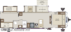 2013 Cruiser RV Enterra E-303BHS