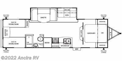 2013 Coachmen Freedom Express 292 BHDS