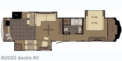 2015 Redwood RV Sequoia SQ38LSE
