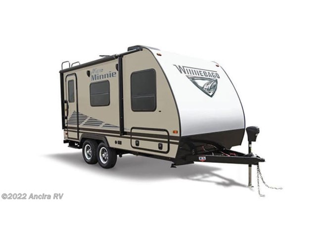 Stock Image for 2020 Winnebago Micro Minnie 2306BHS (options and colors may vary)