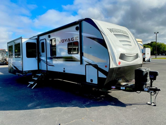 New 2021 Winnebago Voyage V3235RL available in Boerne, Texas