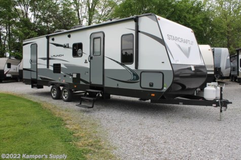 New 2018 Starcraft Launch Outfitter 27BHU For Sale by Kamper's Supply available in Carterville, Illinois