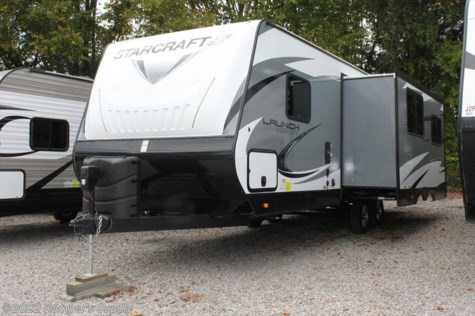 New 2018 Starcraft Launch Ultra Lite 26RLS For Sale by Kamper's Supply available in Carterville, Illinois