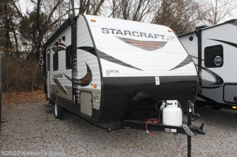 New 2018 Starcraft Autumn Ridge Outfitter 18QB For Sale by Kamper's Supply available in Carterville, Illinois