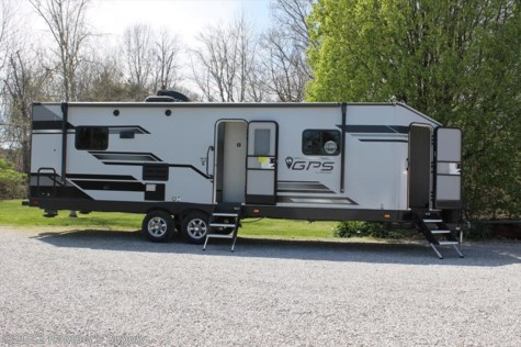 New 2018 Starcraft GPS 260RLS For Sale by Kamper's Supply available in Carterville, Illinois