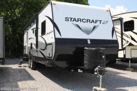 New 2019 Starcraft Launch Outfitter 283BH For Sale by Kamper's Supply available in Carterville, Illinois