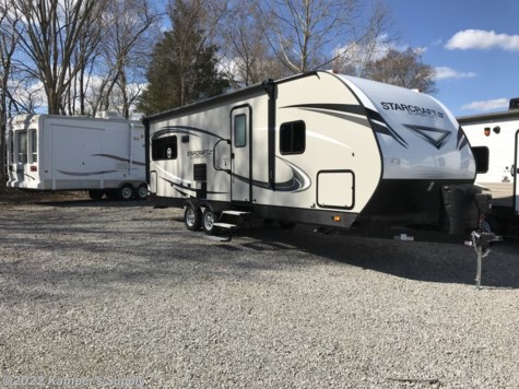 New 2019 Starcraft Launch 242RL SUPER LITE For Sale by Kamper's Supply available in Carterville, Illinois