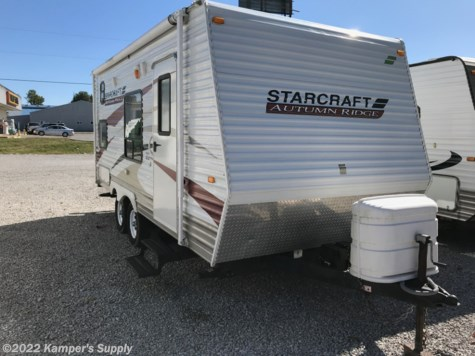 Used 2011 Starcraft Autumn Ridge 186BH For Sale by Kamper's Supply available in Carterville, Illinois