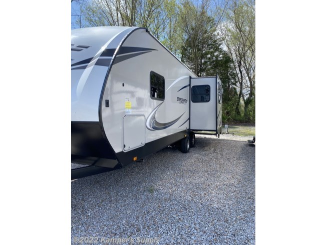 2020 Starcraft Super Lite 242RL - New Travel Trailer For Sale by Kamper's Supply in Carterville, Illinois features Slideout, CD Player, Booth Dinette, Exterior Speakers, Water Heater