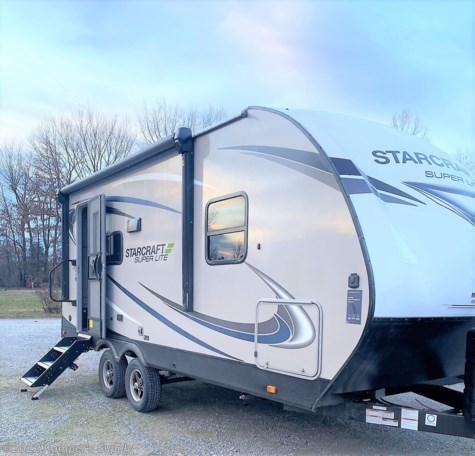 New 2021 Starcraft Super Lite 212FB For Sale by Kamper's Supply available in Carterville, Illinois