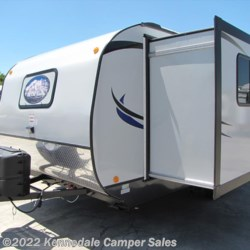 "Kennedale Camper Sales 2017 White Water Classic Mt. McKinley 174S 18'6""  Travel Trailer by Riverside RV 
