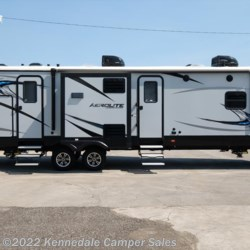 "2017 Dutchmen Aerolite Luxury Class 319BHSS 37'7""  - Travel Trailer New  in Kennedale TX For Sale by Kennedale Camper Sales call 877-322-6737 today for more info."