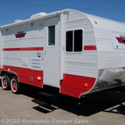 New 2018 Riverside RV White Water Retro 199FKS For Sale by Kennedale Camper Sales available in Kennedale, Texas
