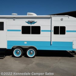 2018 Riverside RV White Water Retro 189R 23'  - Travel Trailer New  in Kennedale TX For Sale by Kennedale Camper Sales call 877-322-6737 today for more info.