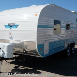 Kennedale Camper Sales 2018 White Water Retro 189R 23'  Travel Trailer by Riverside RV | Kennedale, Texas