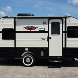"2018 Riverside RV White Water Retro 177SE 18'9""  - Travel Trailer New  in Kennedale TX For Sale by Kennedale Camper Sales call 877-322-6737 today for more info."