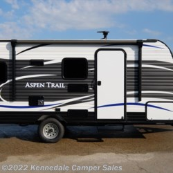 "2018 Dutchmen Aspen Trail 1750RD Mini 21'2""  - Travel Trailer New  in Kennedale TX For Sale by Kennedale Camper Sales call 877-322-6737 today for more info."