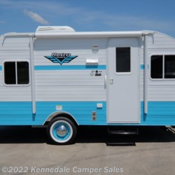 "2018 Riverside RV White Water Retro 177SE 18'9""  - Travel Trailer New  in Kennedale TX For Sale by Kennedale Camper Sales call 877-370-6407 today for more info."