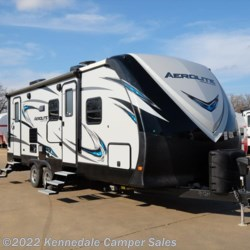 "New 2018 Dutchmen Aerolite Luxury Class 242BHSL 28'6"" For Sale by Kennedale Camper Sales available in Kennedale, Texas"