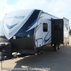 "Kennedale Camper Sales 2018 Aerolite Luxury Class 242BHSL 28'6""  Travel Trailer by Dutchmen 