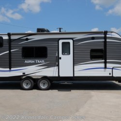 "2018 Dutchmen Aspen Trail 2710BH 28'7"" **BUNKS**  - Travel Trailer New  in Kennedale TX For Sale by Kennedale Camper Sales call 877-370-6407 today for more info."