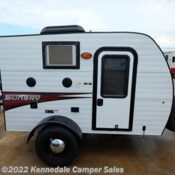 2018 Sunset Park RV SunRay Mini 109 12'  - Travel Trailer New  in Kennedale TX For Sale by Kennedale Camper Sales call 877-322-6737 today for more info.