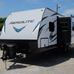 "Kennedale Camper Sales 2018 Aerolite 2830BHSL 31'4""  Travel Trailer by Dutchmen 