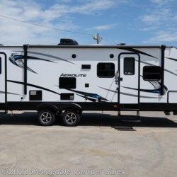 "2018 Dutchmen Aerolite 2830BHSL 31'4""  - Travel Trailer New  in Kennedale TX For Sale by Kennedale Camper Sales call 877-322-6737 today for more info."