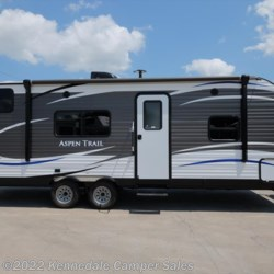 "2018 Dutchmen Aspen Trail 2710BH 28'7"" **BUNKS**  - Travel Trailer New  in Kennedale TX For Sale by Kennedale Camper Sales call 877-322-6737 today for more info."