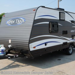 "Kennedale Camper Sales 2017 Aspen Trail Mini 1600RB 21'5""  Travel Trailer by Dutchmen 