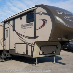 "Used 2015 Prime Time Crusader 315RST 33'11"" For Sale by Kennedale Camper Sales available in Kennedale, Texas"