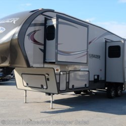 "Kennedale Camper Sales 2015 Crusader 315RST 33'11""  Fifth Wheel by Prime Time 