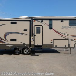 "2015 Prime Time Crusader 315RST 33'11""  - Fifth Wheel Used  in Kennedale TX For Sale by Kennedale Camper Sales call 877-322-6737 today for more info."