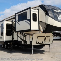 "Used 2016 Forest River Sierra 377FLIK 41'8"" For Sale by Kennedale Camper Sales available in Kennedale, Texas"