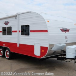 New 2018 Riverside RV White Water Retro 189R 23' For Sale by Kennedale Camper Sales available in Kennedale, Texas