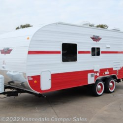 2018 Riverside RV White Water Retro 189R 23'  - Travel Trailer New  in Kennedale TX For Sale by Kennedale Camper Sales call 877-370-6407 today for more info.